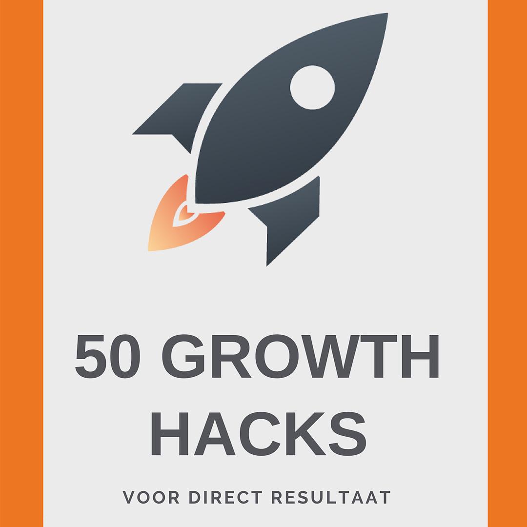 50 growth hacking tips e-boek