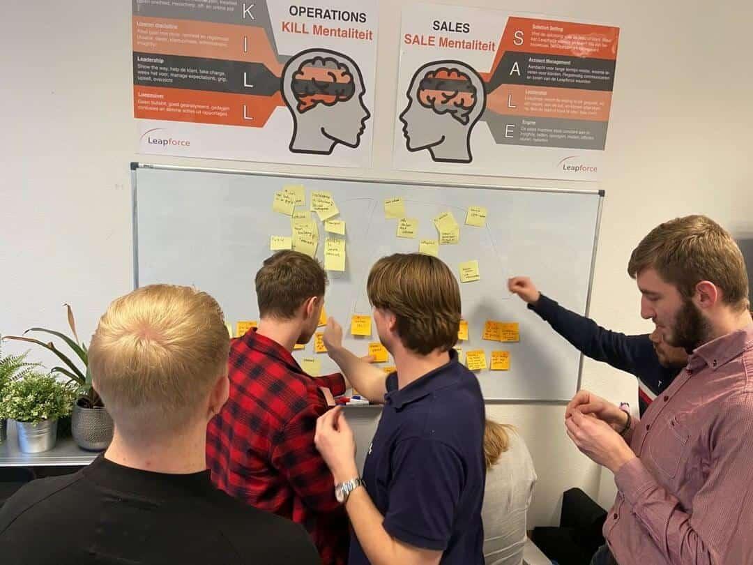 Leapforce Growth Design Workshop