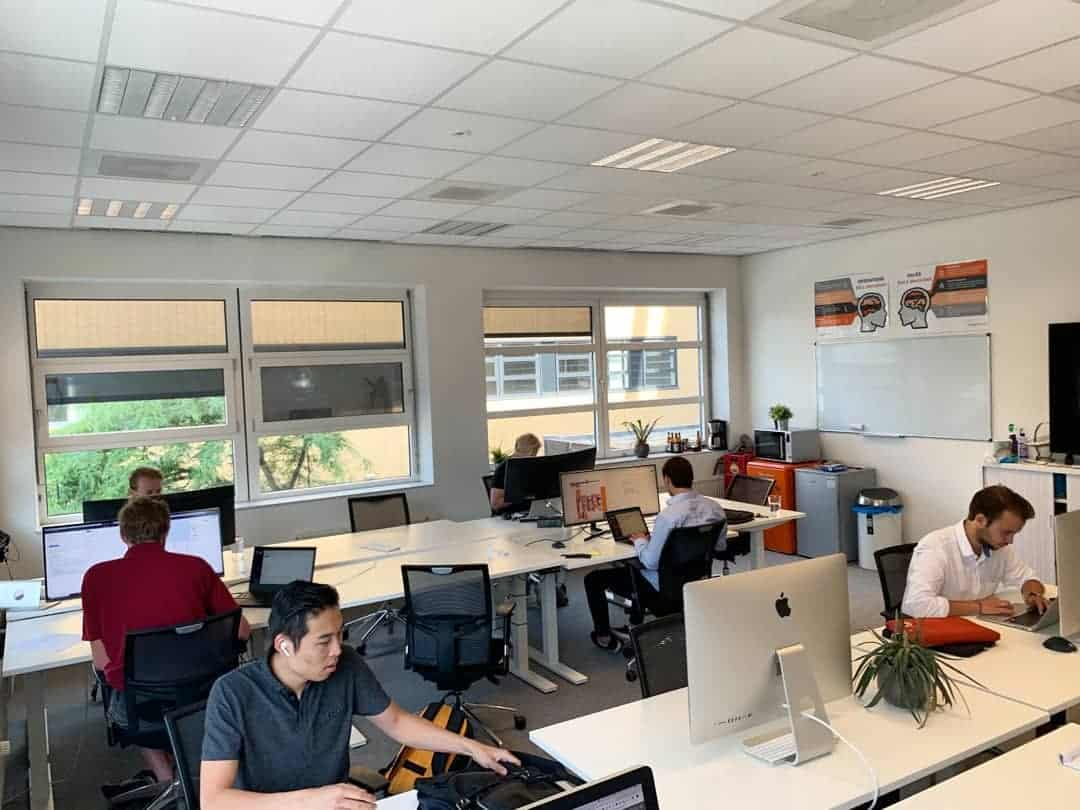 Leapforce kantoor